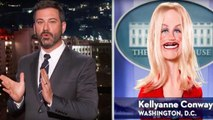 Late-Night Hosts Fire Shots at Trump for Charlottesville Comments | THR News