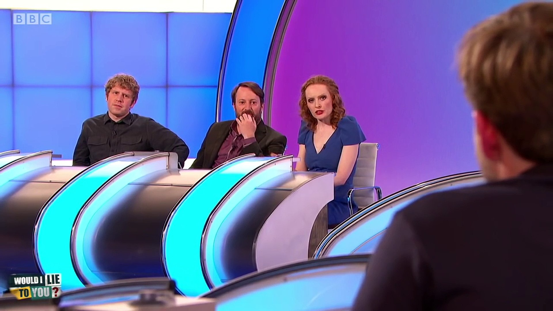 Kevin Bishop and the severed finger Would I Lie to You? [HD][CC]