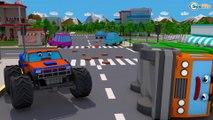 Video para criançinhas | Caminhoes e Tratores | onibus | carros | Escavadeira