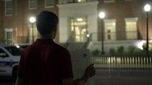 Milo Consoles Lonely Protestor At Alabama