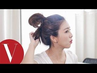 周曉涵教你減齡包包/丸子頭這樣綁 女星請分享   Vogue Taiwan