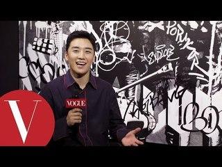 BIGBANG十年的故事都在A TO Z特展!勝利有問必答   人物特寫   VOGUE