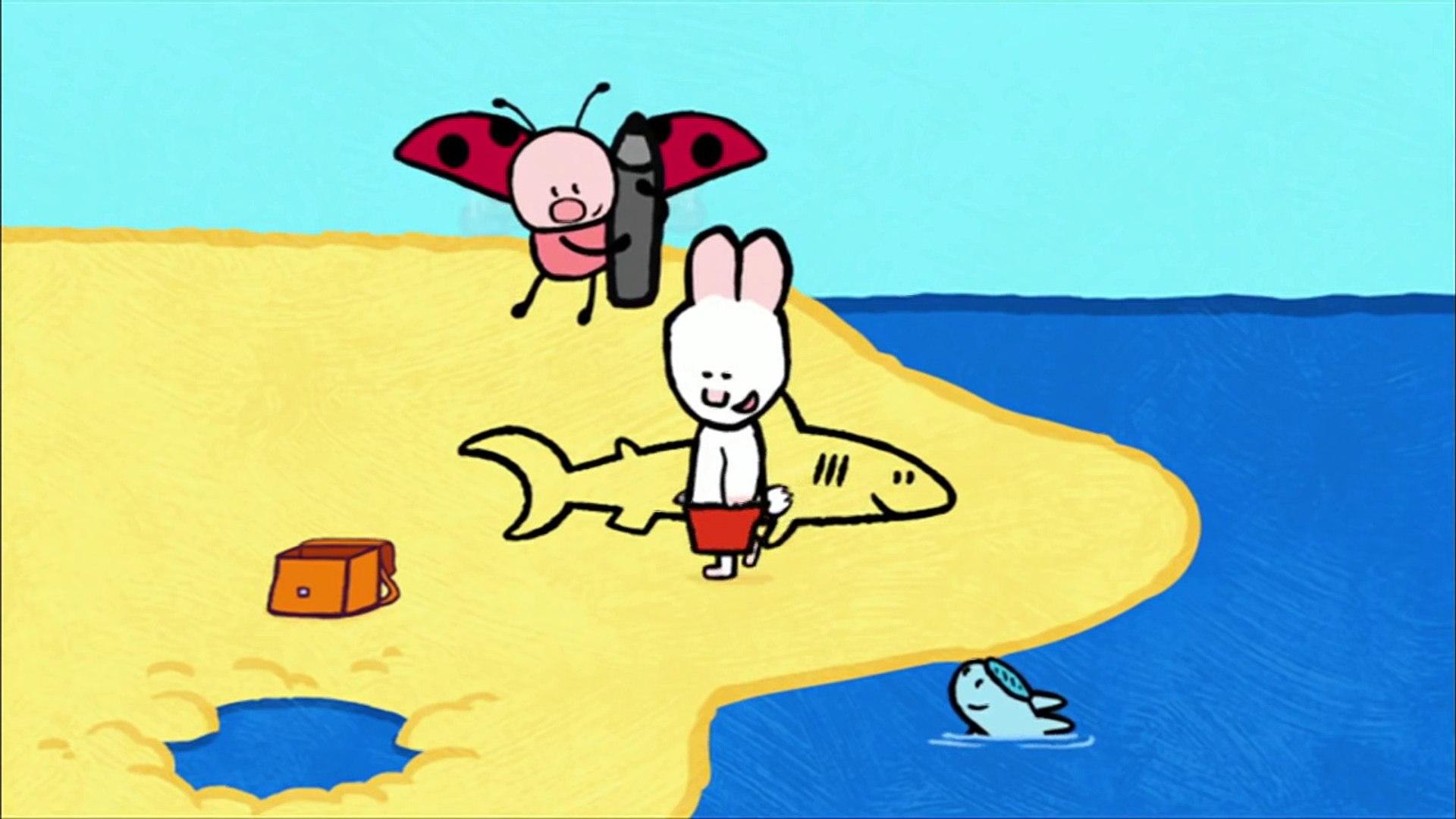 Didou dessine-moi un Requin, un Narval et une Pieuvre - Dessins ...