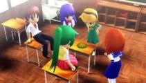 Higurashi Daybreak Portable MEGA EDITION Story Mode Openin