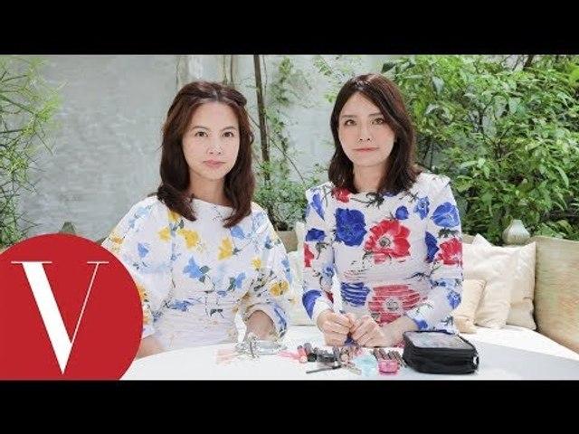 夏日不脫妝眼妝篇!眼線及睫毛膏不暈染 | 美容編輯隨你問 | Vogue Taiwan