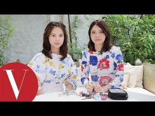 夏日不脫妝眼妝篇!眼線及睫毛膏不暈染   美容編輯隨你問   Vogue Taiwan