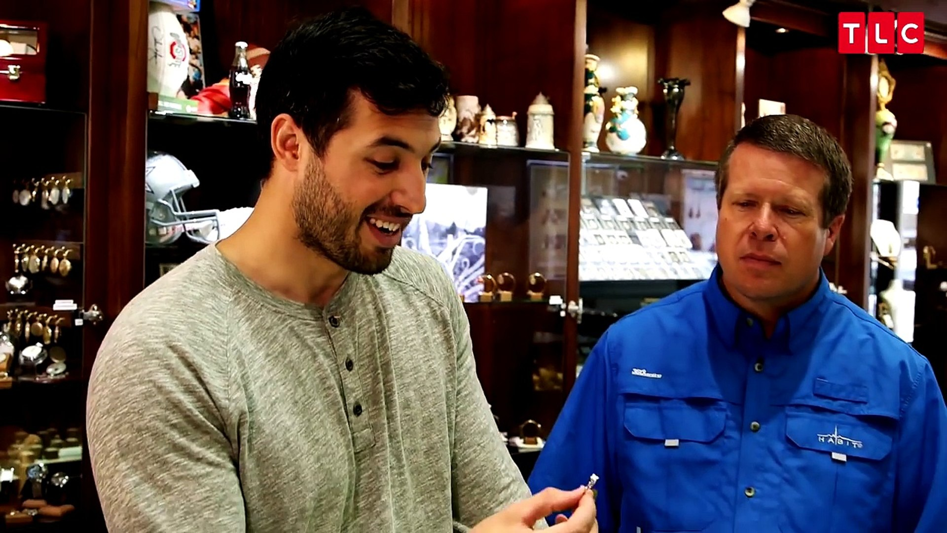 Jeremy Goes Ring Shopping with Jim Bob