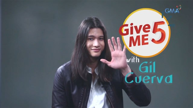 Gil Cuerva and the things he can't live without
