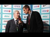 Post-game interview: Coach Kazlauskas, CSKA Moscow