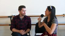 Interview with Matthew Morrison