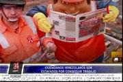 Peruanos estafan a venezolanos a través de páginas de anuncios laborales