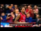 Highlights: CSKA Moscow-Panathinaikos Athens