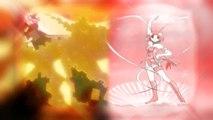 Kirakira☆Precure & Tokyo Mew Mew Cure Chocolat vs Red Mew Lettuce Transformation!