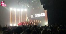 Les Marseillais insultent Paris lors d'un set de DJ Snake