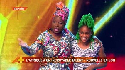 L'AFRIQUE A UN INCROYABLE TALENT (INSIDE)