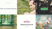 Rentrée littéraire 2017 : 6 découvertes romans et BD - les conseils de la librairie Les Volcans à Clermont-Ferrand