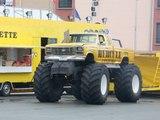 Auto Plus au volant d'un Monster Truck