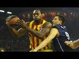 Highlights: Anadolu Efes Istanbul-FC Barcelona