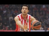 Focus on: Kostas Sloukas, Olympiacos Piraeus