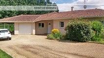A vendre - Maison - MONT DE MARSAN (40000) - 5 pièces - 116m²