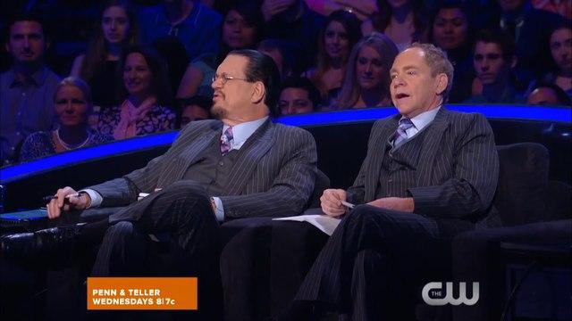 Watch Penn & Teller: Fool Us Season 4 Episode 7   Liev ITV1 Series