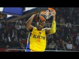 Focus on: Alex Tyus, Maccabi Electra Tel Aviv