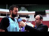 Eurocup Finals pre-game interview: Ian Vougioukas, Unics Kazan