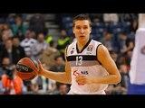 Euroleague coaches choose Partizan's Bogdanovic for Rising Star Trophy