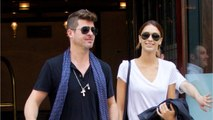 Robin Thicke & April Love Geary Are Having A Baby!