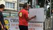 Basques et Bretons présentent leurs jeux de force