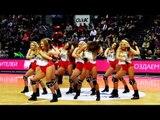 EFES Euroleague Dance Challenge 2015 – CSKA Moscow