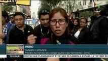 teleSUR noticias.  Colombia: continúa el asedio contra mineros