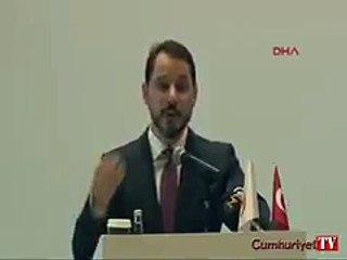 Enerji Bakanı Berat Albayrak: Yurt dışındaki FETÖ'cüleri yerinizde olsam gördüğüm yerde boğazlarım