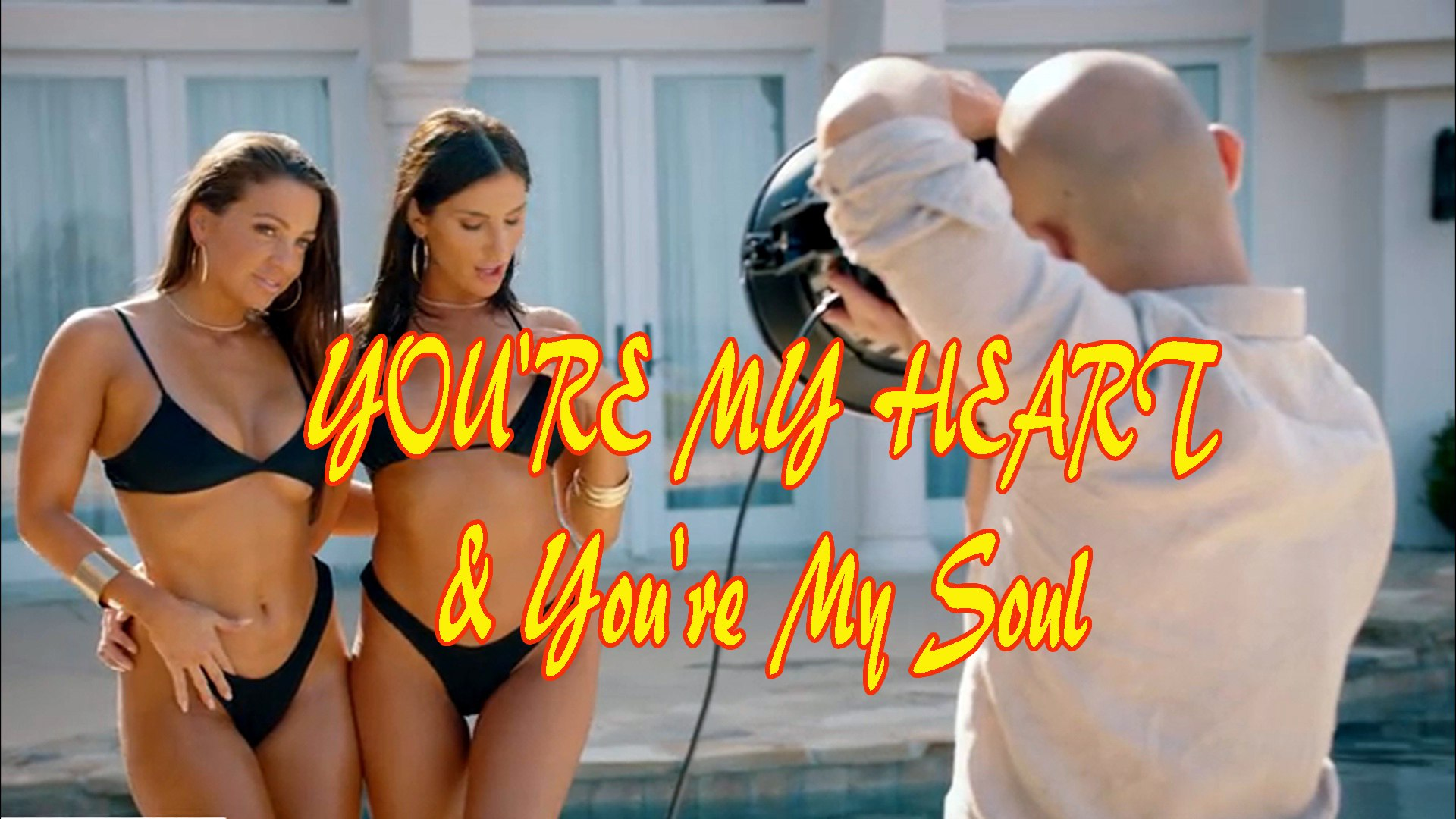 BELOVO  BULGARIA - YOU'RE MY HEART & You're My Soul - Remix