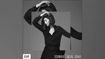 Elif - Schwarz, weiß, grau