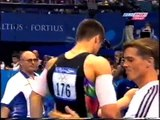 NEMOV Alexei RUS – Parallel Bars – Ind All Around FINAL – Sidney 2000