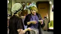 Lucille Ball receives Emmy (posthumously) 1989 w. Bob Hope & Gary Morton