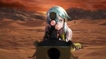 Tráiler de presentación de Sword Art Online: Fatal Bullet
