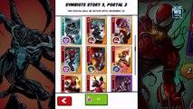 Spider-Man Unlimited - Venom Symbiote Pack Opening