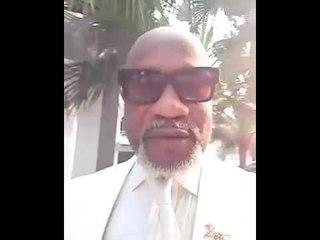 Message de Koffi Olomide après sa libération sur INFOSDEBABI TV