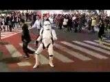 New Tokyo Dance Trooper in Shibuya! Very funny! watch!