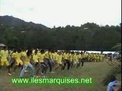 Festival des arts 2 iles marquises 2003