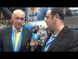 Eurocup Final game 2, post-game interview: Coach Rimas Kurtinaitis, BC Khimki Moscow region