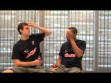 """""""Who Am I"""" played by Jan Vesely and Andrew Goudelock of Fenerbahce Ulker Istanbul"""