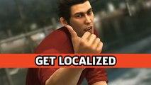 Yakuza 6: The Song Of Life - English Localization Gameplay Trailer