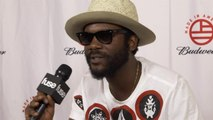 """Gary Clark Jr. Wants """"Good Vibes Only"""" In His Bus Studio"""
