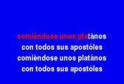 El Chico Elizalde - Los Pajaros (Karaoke)