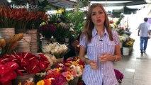 Rostros HispanoPost: El florista que ofrece ramos salpicados de buen humor