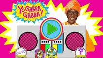 Application bébés les meilleures démos pour enfants partie Philippe Jai Gabba gabba 2