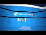 7DAYS EuroCup Regular Season Round 2 MVPs: Lavrinovic & Skucas, Lietkablis, Kuric, Gran Canaria